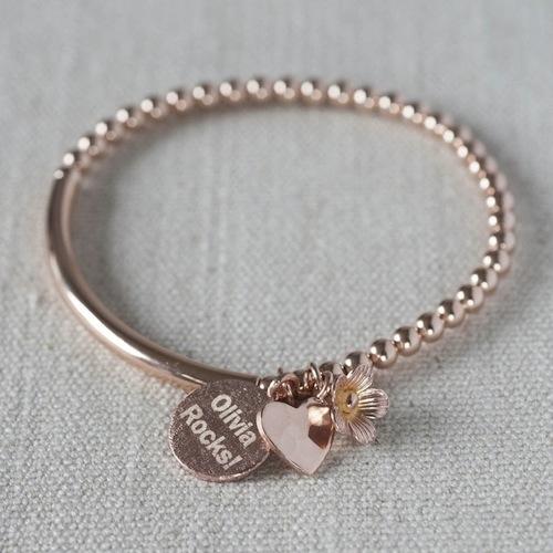 Flower Bracelet Jewellery Gift 3