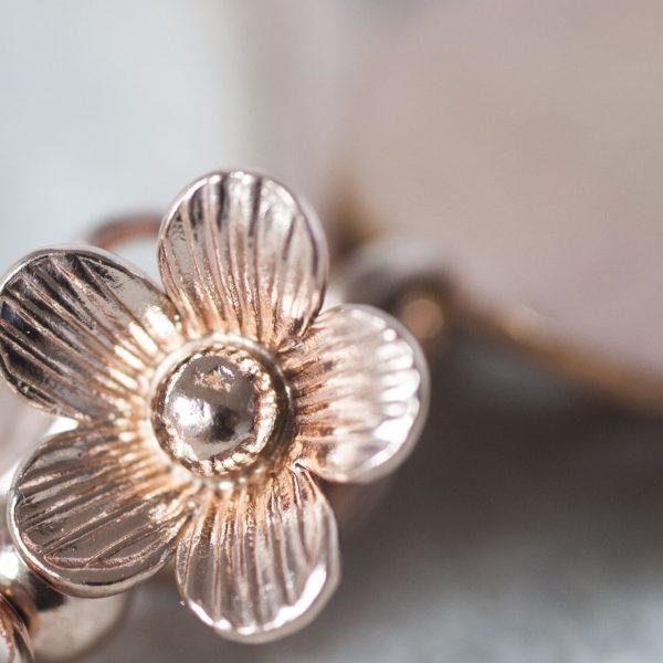 Flower Bracelet Jewellery Gift 5