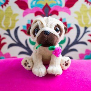 Freddie the Pug Gift