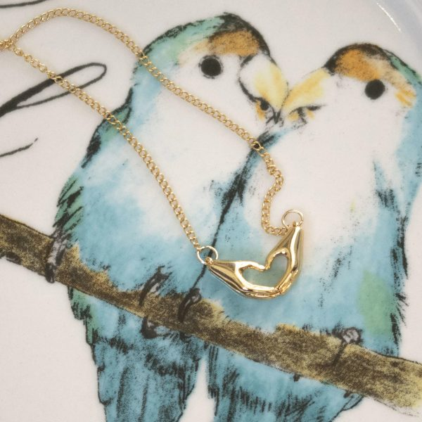 Love Arms Necklace Gift