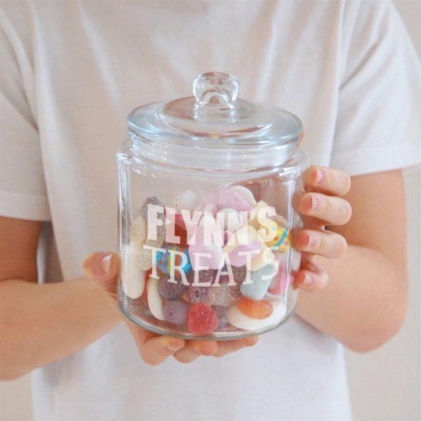 Personalised Treat Jar gift