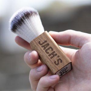 Personalised Shaving Brush 1