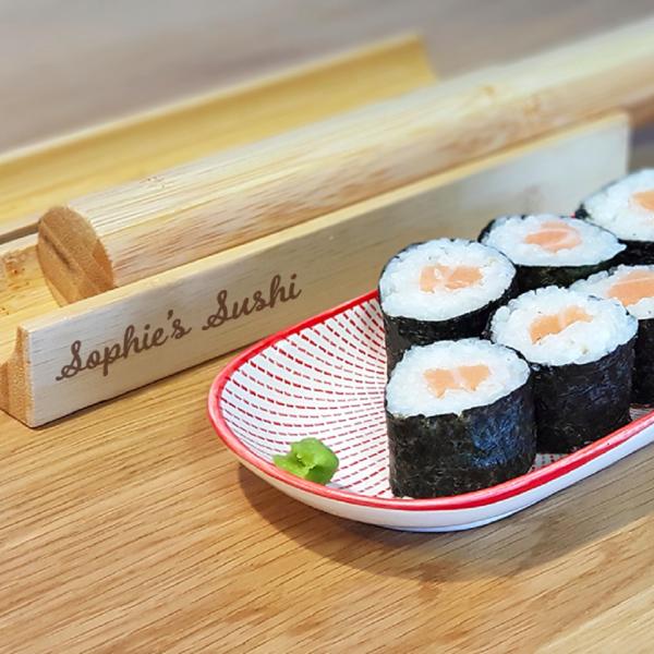 Personalised Sushi Set
