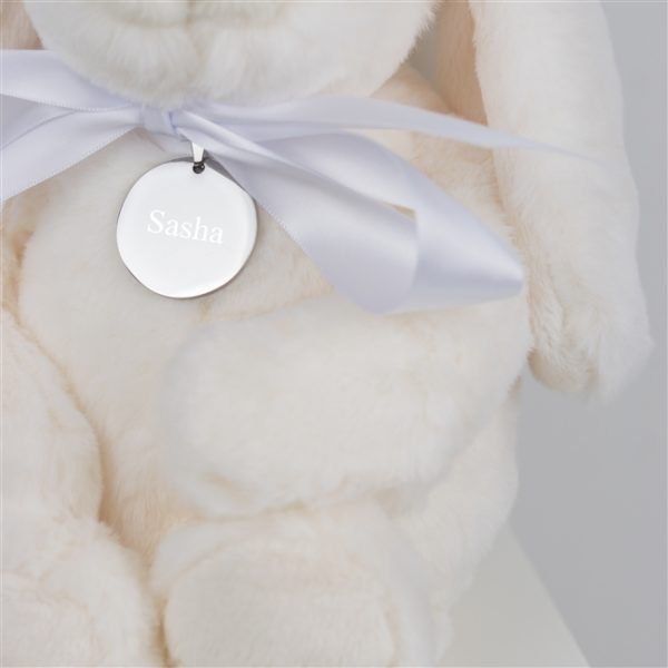 Personalised Bunny Personalised Bunny for baby2