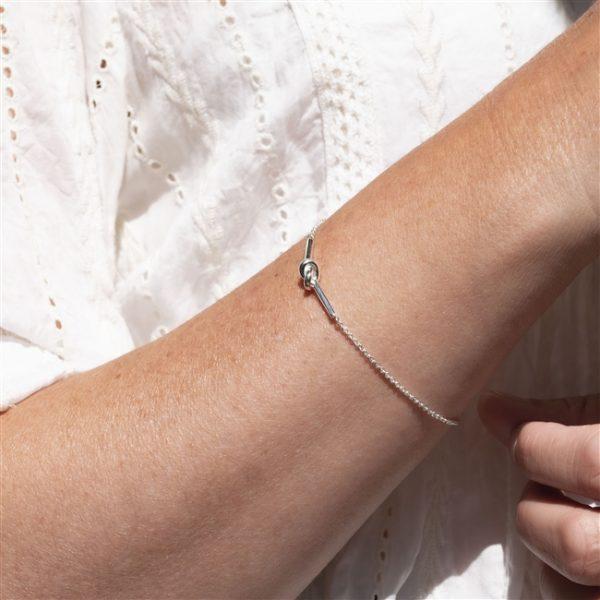 Personalised Knot Bracelet