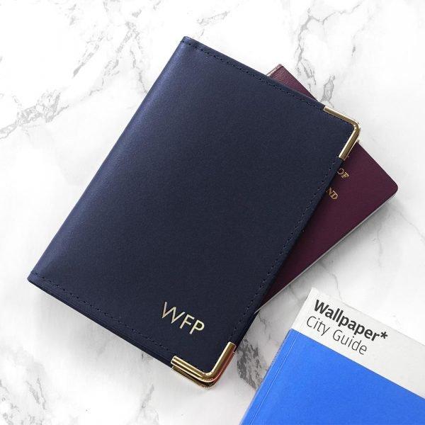 Personalised Passport Cover 2