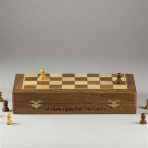 Personalised chess set 2