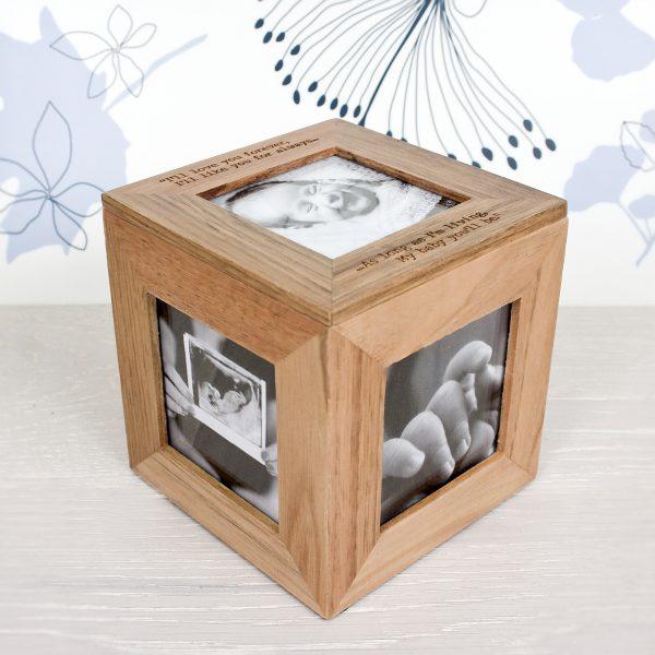 Personalised photo box 5