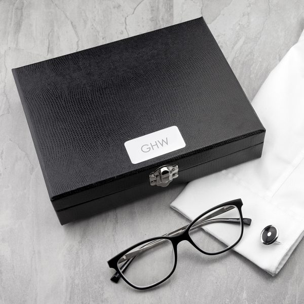 Personalised Cufflink Box 4