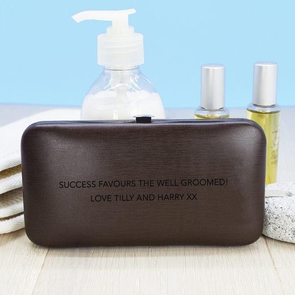 Personalised Grooming Set 2