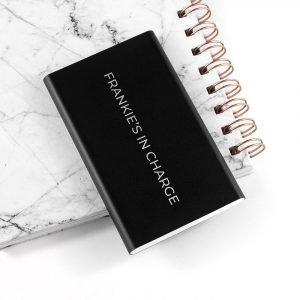Personalised power pack 2