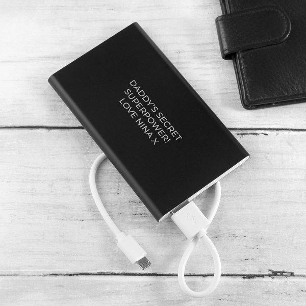 Personalised power pack 5