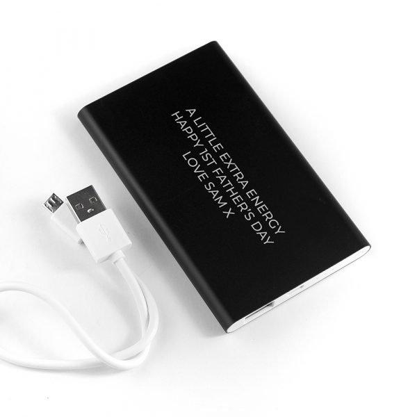 Personalised power pack 7