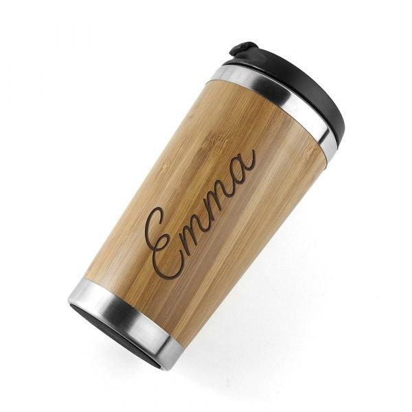 Personalised travel mug 4